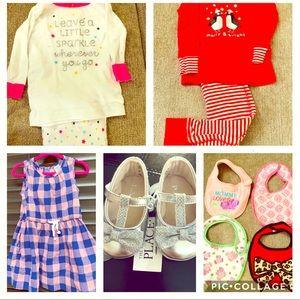 BUNDLE Girl clothing 12 -18 months